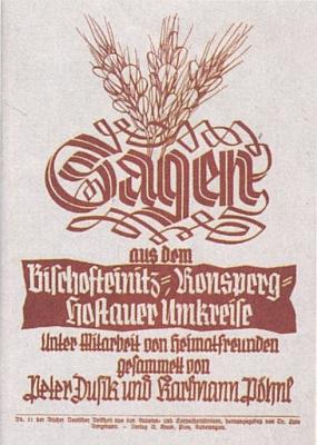 Obálka (1939) knihy, jejímž se stal spoluautorem vedle Karlmanna Pöhnla