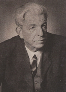 Alexandr Berndorf, významně zmíněný v jeho textu