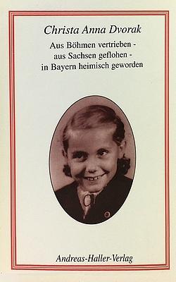 Obálka její knihy z roku 1997 (nakladatelství Andreas-Haller-Verlag, Pasov)