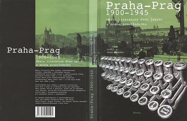 Vazba knihy (2010, Karl Stutz), vydané česky v Pasově, které byl editorem a mezi jejímiž autory figurují Peter Becher či Anna Knechtelová