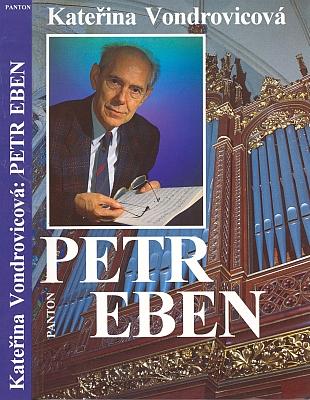 Obálka (1995) knihy o něm vydané nakladatelstvím Panton