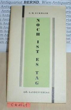 Obálka (1957) jedné z jeho básnických sbírek, vtomto případě vydané hornorakouským zemským nakladatelstvím (Oberösterreichischer Landesverlag) v Linci