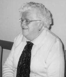 Její maminka Berta Schweighoferová, roz.Wohlschlägerová