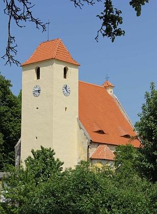 Kostel Stětí sv. Jana Křtitele v Žumberku