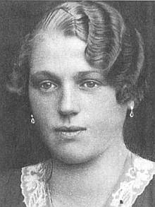 Její maminka Rosina Brodová