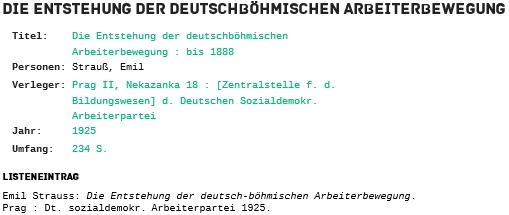 Anotace knihy Emila Strauße na seznamu nacisty zakázaných aspálenýchknih