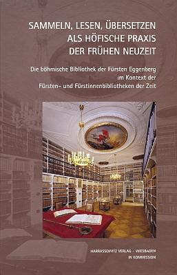 Obálka (2010) knihy se studií o ní vydané Harrassowitz Verlag ve Wiesbadenu