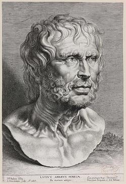 ... a Rubensova kresba podle ní vytvořená