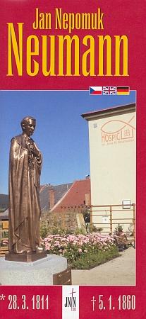 Před rodným domem Jana Nepomuka Neumanna v Prachaticích stojí třetí zprava o diecézní pouti roku 2007 u příležitosti 30, výročí Neumannova svatořečení, kdy byla u hospice, nazvaného světcovým jménem (viz prospekt k200. výročí jeho narození) odhalena biskupem Jiřím Paďourem Neumannova bronzová socha, darovaná z USA americkou občankou japonského původu paní di Coco