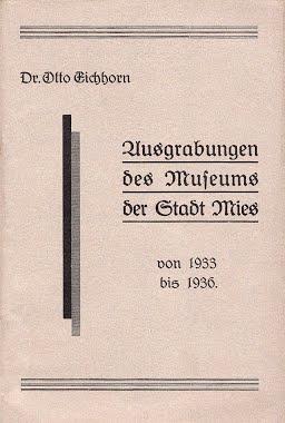 Obálka a titulní list jeho práce