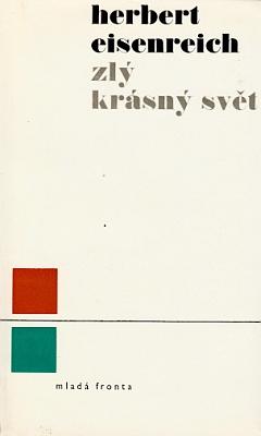 Obálka (1967) českého překladu jeho povídek v nakladatelství Mladá fronta