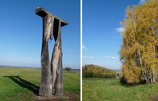 Několik snímků z dnes zaniklé osady Šlágles (Paseky) mezi Dlouhou Stropnicí a Dobrou Vodou u Nových Hradů