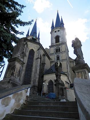 Chebský kostel sv. Mikuláše