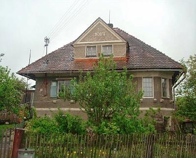 Rodný dům v Malovicích