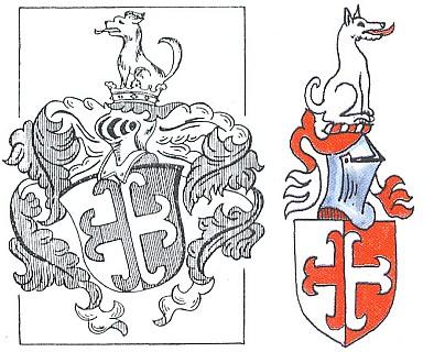 Erb Guolfingerů ze Steinsbergu
