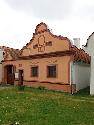 Rodný dům čp. 8 v Mahouši