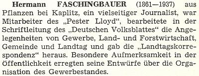 """O něm v Partischově knize o Rakušanech """"sudetoněmeckého kmene"""""""