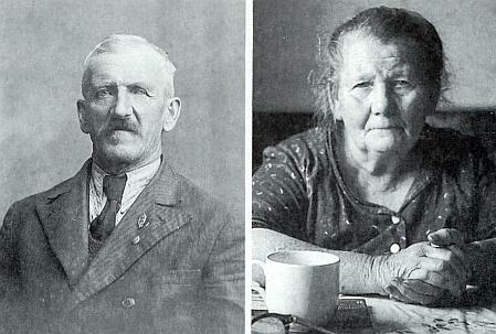 Jeho rodiče Friedrich a Theresia Fastnerovi
