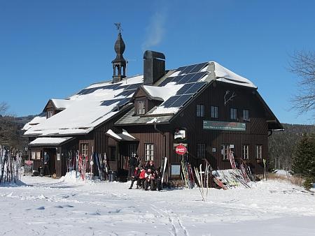 Na místě, kde kdysi stála, je dnes Hájenka Knížecí Pláně s ubytováním a restaurací