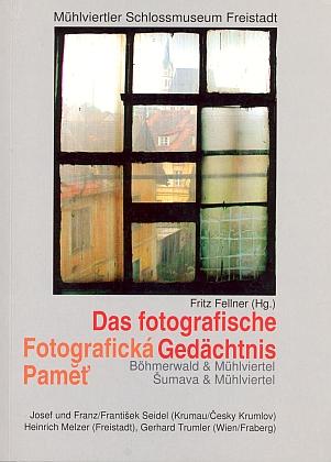 Obálka (2007) jím sestaveného sborníku kvýstavě, která ve Freistadtu představila dílo Josefa a Franze Seidelových (Mühlviertler Schlossmuseum Freistadt)