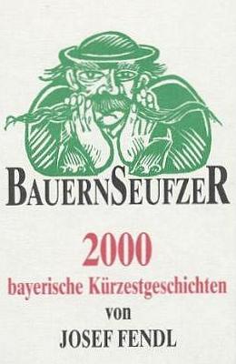 Obálka (2003) jedné z jeho knih v nakladatelství Bayerland v Dachau