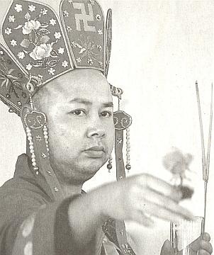 Snímek z obřadu vzpomínání na zemřelé v buddhistické komunitě Vietnamců v Česku