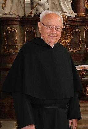 Bratr Herbert, řádovým jménem Johann