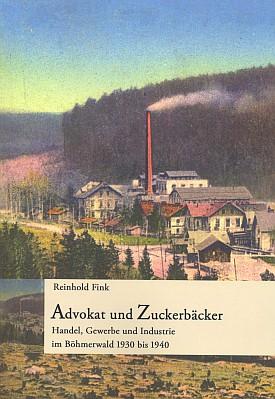 """Vltavský mlýn v Loučovicích na obálce (2005) jeho """"katalogu"""" šumavských firem z období let 1930-1940 od A do Z (BooksonDemand, Norderstedt)"""