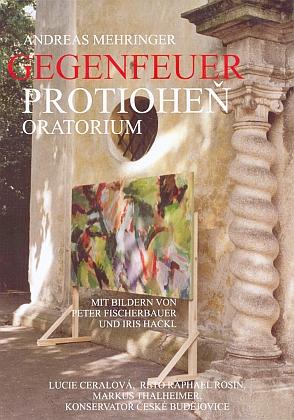 Obal CD (2008) s oratoriem Andrease Mehringera a obrazy Petera Fischerbaueara