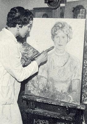 Při malování