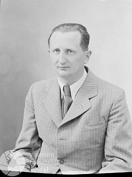 Na snímku z roku 1940