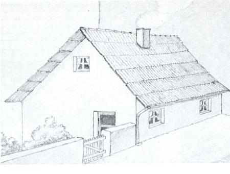 Otcův rodný dům v Karlových Varech