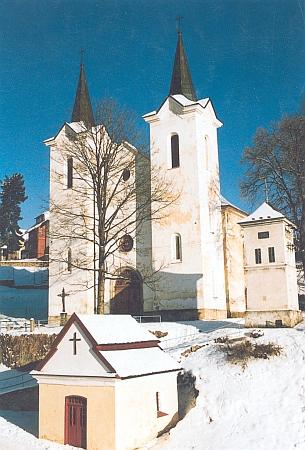 """Maria Schnee"" s ""Grantl-Kapelle"" dnes"