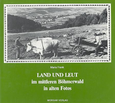 Obálka (1985) knihy v nakladatelství Morsak, Grafenau