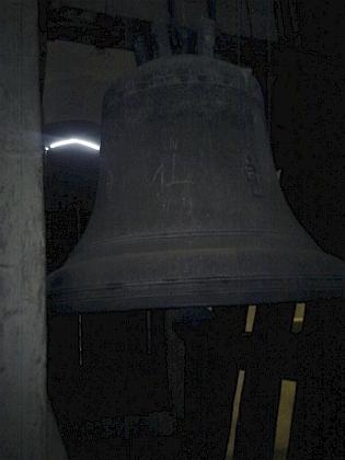 Zvon Bumerin na českobudějovické Černé věži