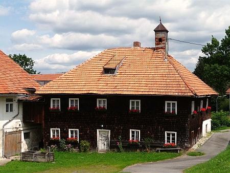 Rodný dům ve Spiegelau