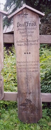 Umrlčí prkno na Falkensteinu...