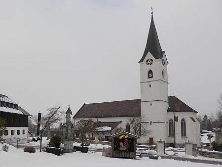Kostel sv. Štěpána ve Windhaagu