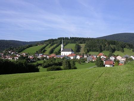 Grainet v Bavorském lese