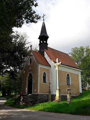 Kaple sv. Anny v Lipce