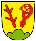 Znak dolnobavorské obce Kirchberg im Wald, jejímž čestným občanem se stal