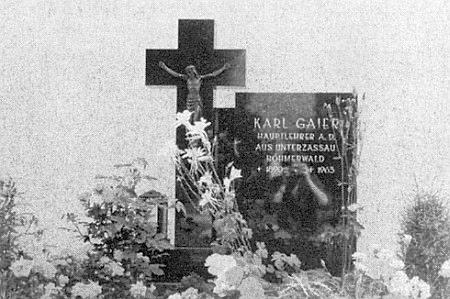 Hrob v Řezně