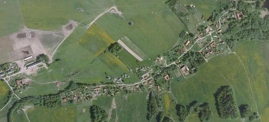 Hartunkov na leteckých snímcích z let 1952 a 2008