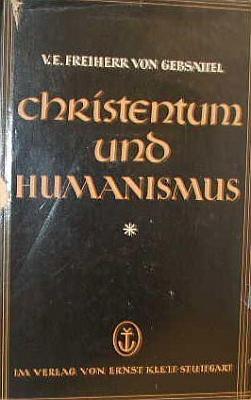Obálka (1947) jeho knihy, vydané Ernst Klett Verlag ve Stuttgartu