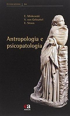Obálka (2013) italského vydání knihy o antropologii a psychopatologii, na níž je uveden jako spoluautor sEugenem Minkowskim a Erwinem Strausem,  z římského nakladatelství Anicia
