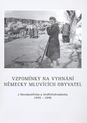 Obálka (2014) publikace, zachycující ivyhnání obyvatel jeho rodného Malého Ratmírova, kterou vydala Rada Domovského okresu Nová Bystřice