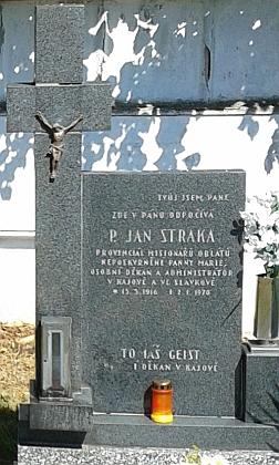 Dnešní podoba náhrobního kamene