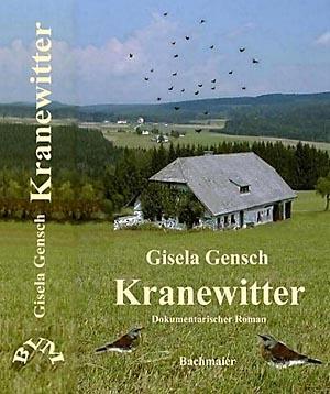 """Obálka (2002) jejího """"dokumentárního románu"""" vydaného mnichovským nakladatelstvím Bachmaier"""
