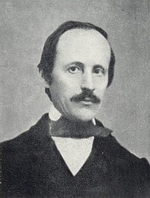 Dr. Adolf rytíř Jungmann, první ředitel českobudějovické záložny