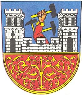 Městský znak Kašperských Hor jako by předznamenával i jeho kariéru geologa